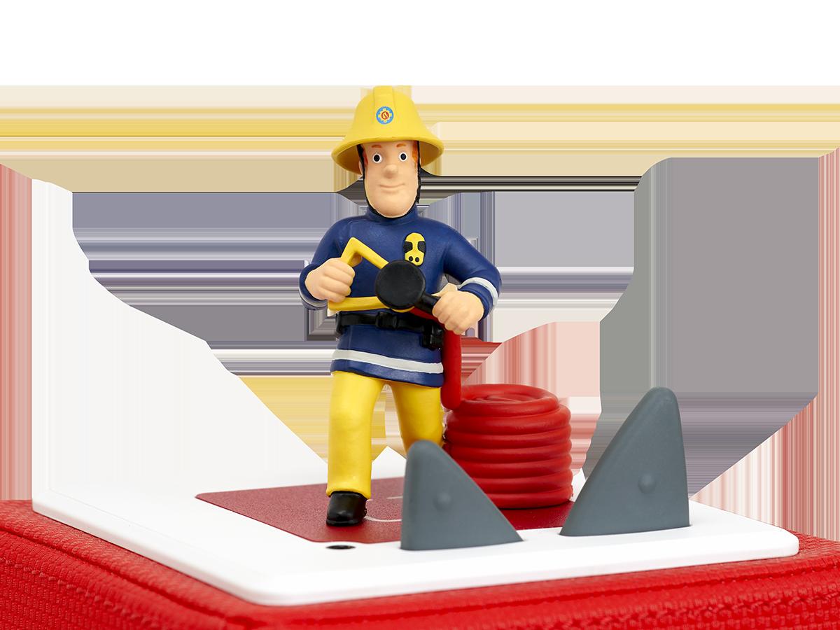 Alarm es kommt ein Notruf an – Feuerwehrmann Sam ist unser Mann