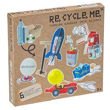 ReCycleMe – More fun less trash